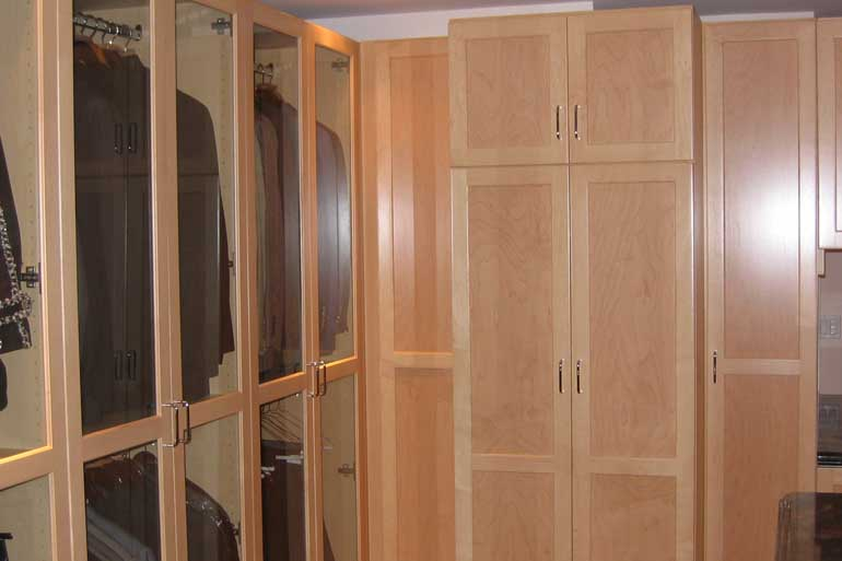 Custom Master Bedroom Walk In Closet 01a. Walk in Closets   Custom Closets  LLC   Closet Organizers and