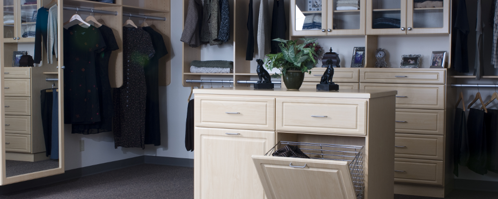 Custom Closets, LLC - Closet Organizers & Systems in Portland