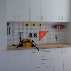 Custom Garage Storage Cabinets